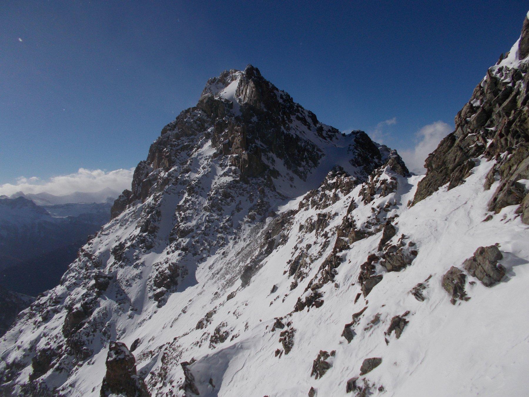 le Rocce Meano..dalla cresta sud ovest alla Dante..