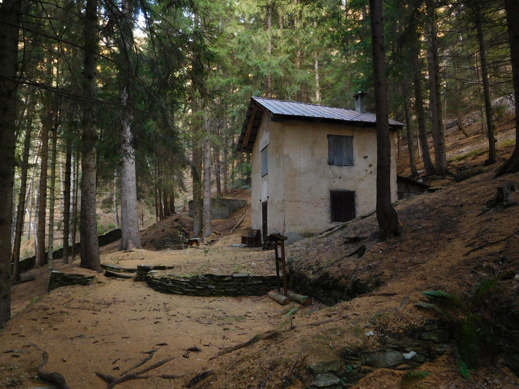 rifugio Preit