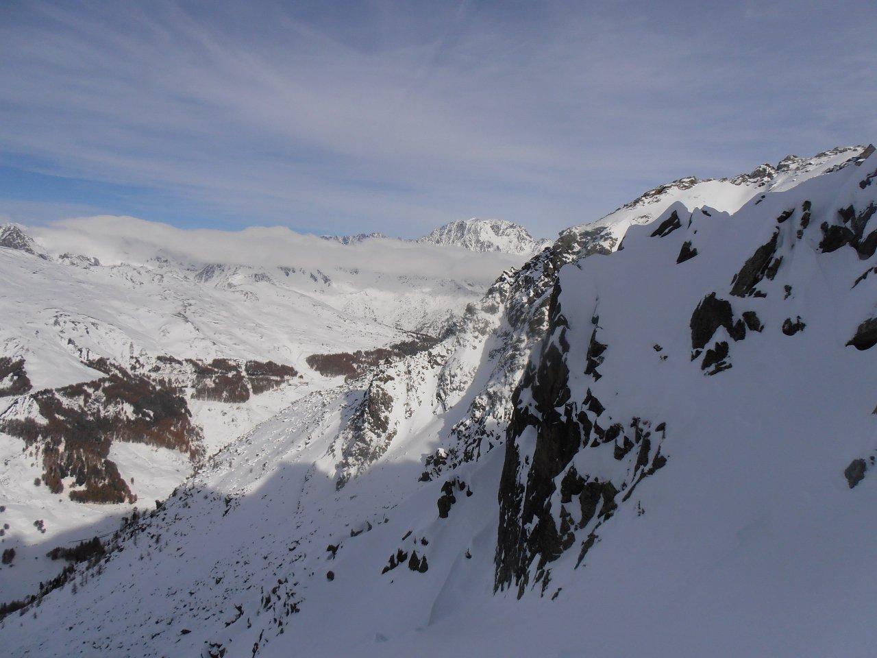 05 - Mont Velan visto dal canale