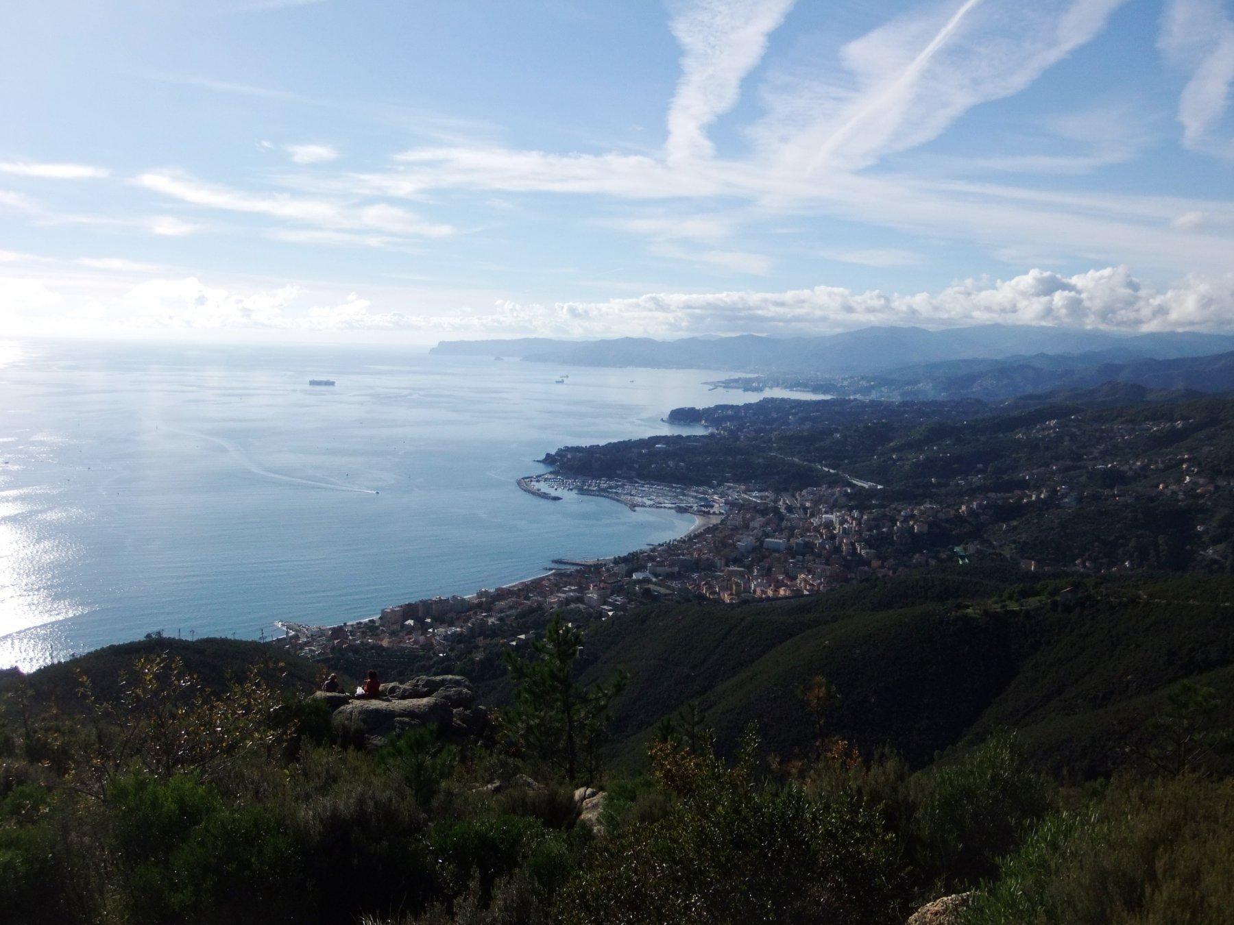Panorama verso Savona