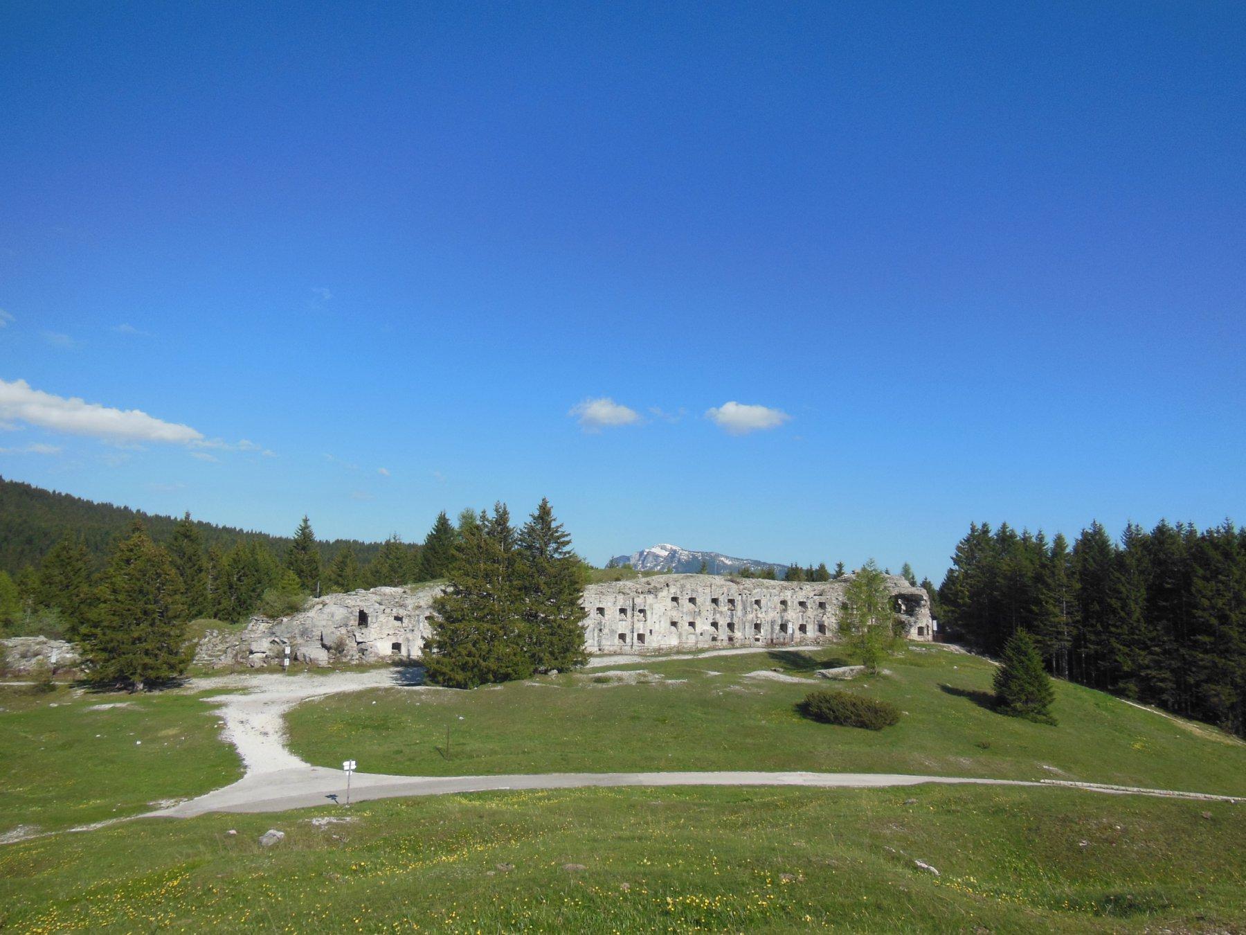 Forte Busa Verle  (1440 m)