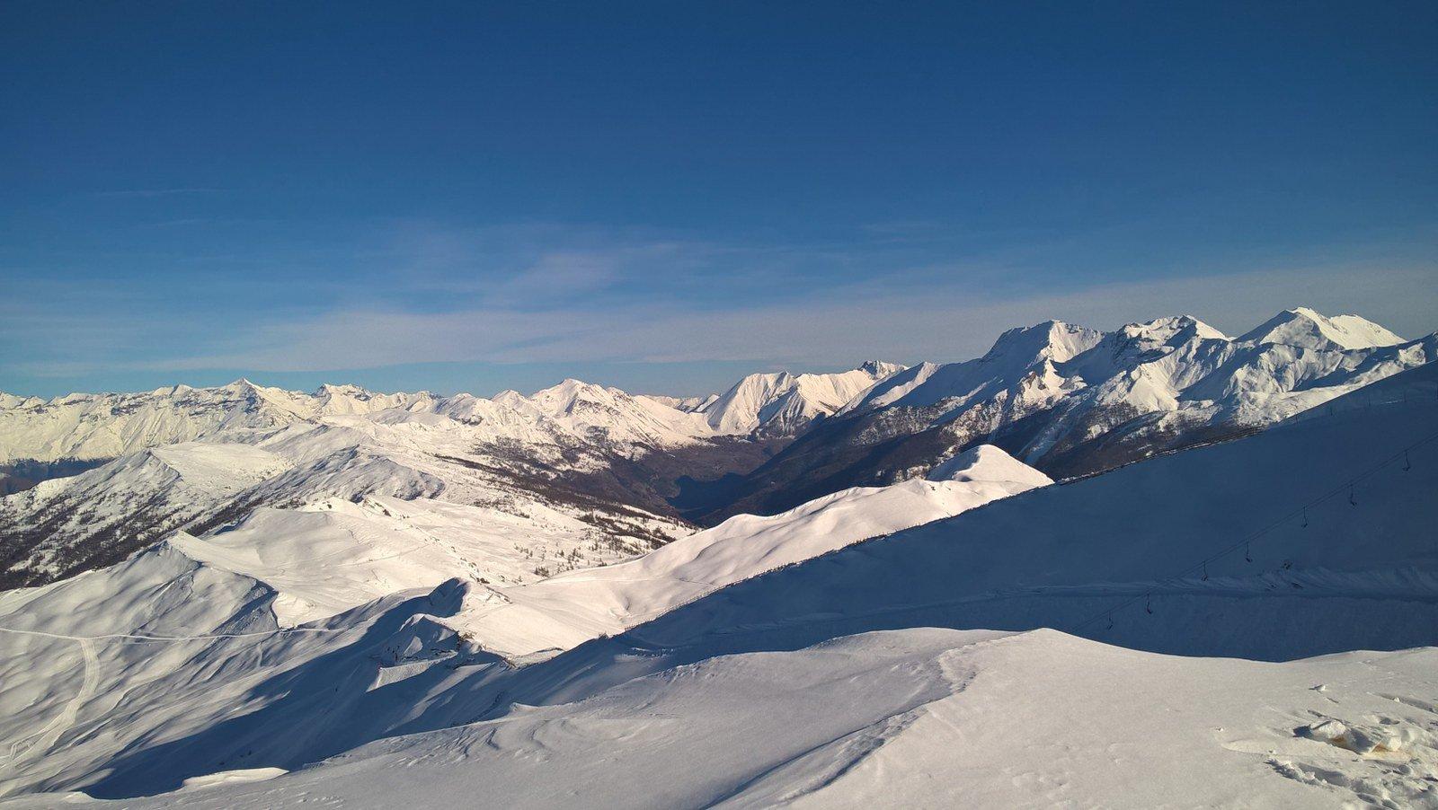 Verso la Val Chisone