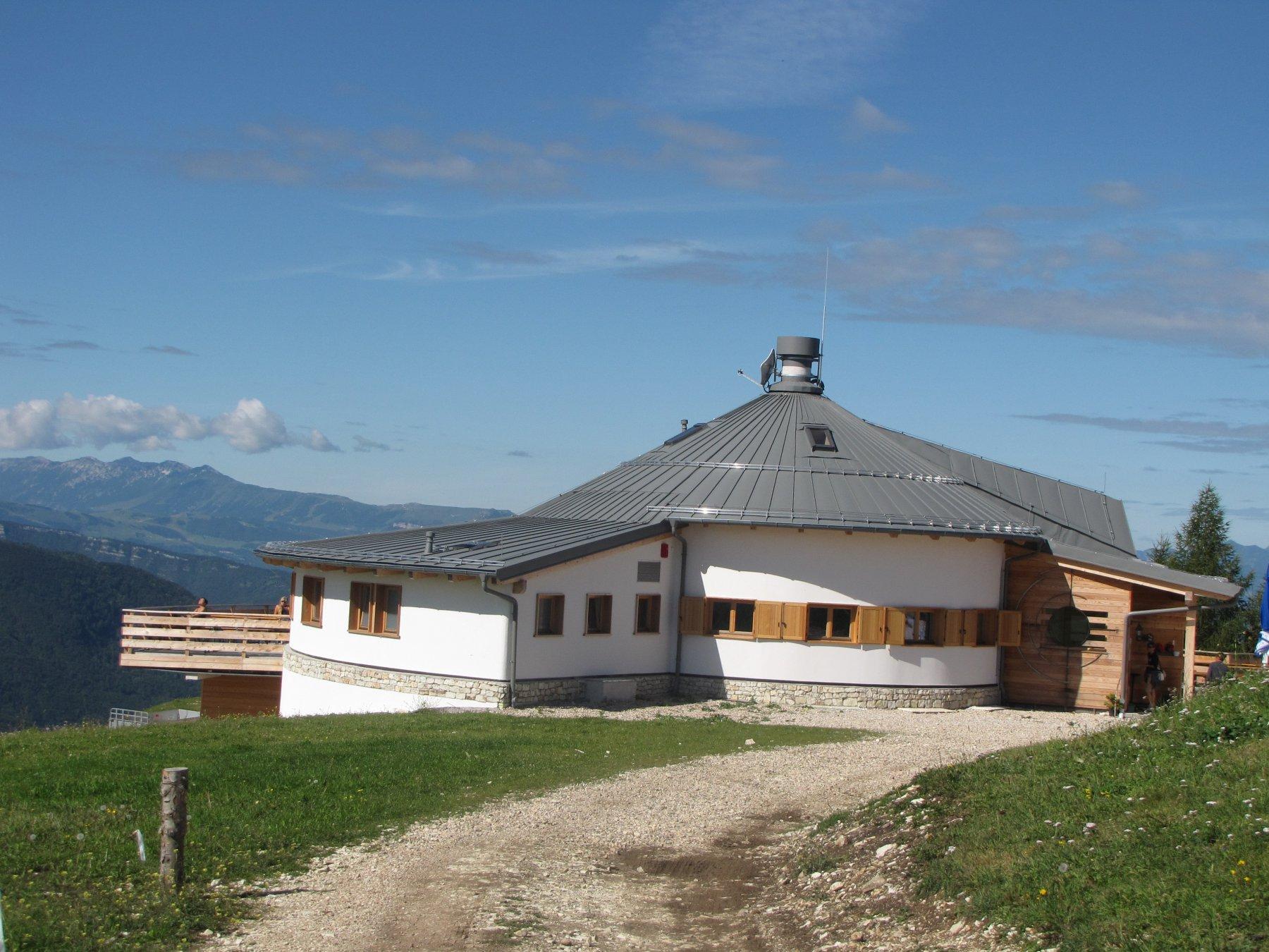 Rifugio Baita Tonda (1604 m)