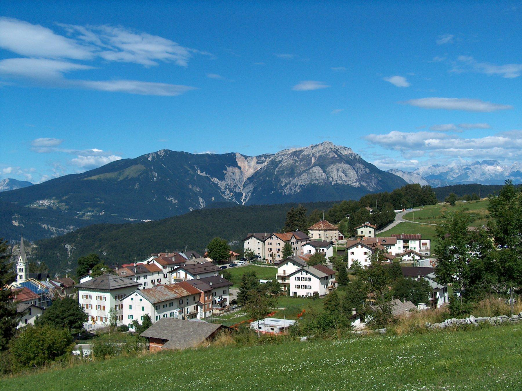 Luserna/Lusérn (1333 m)