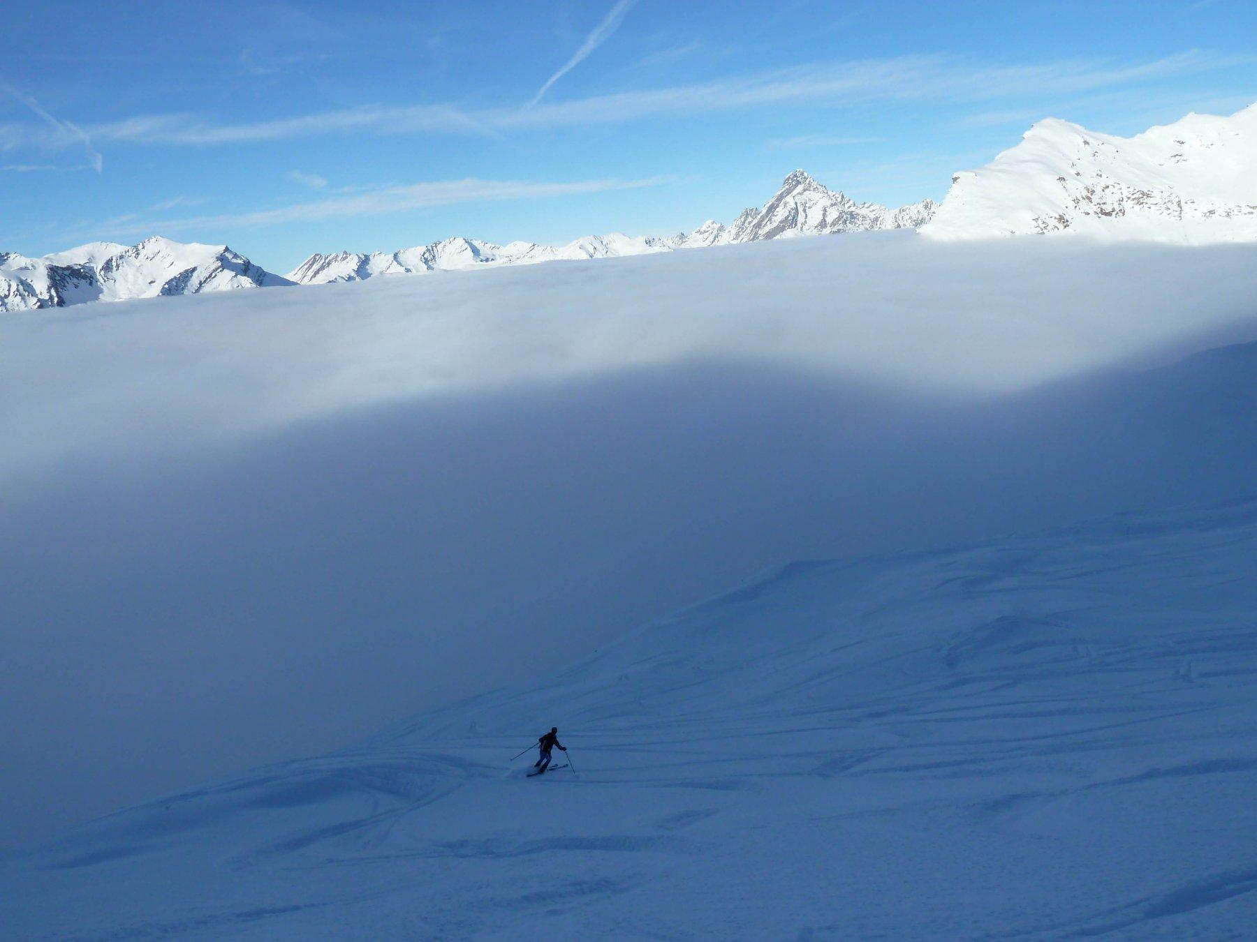 Ingresso nella nebbia