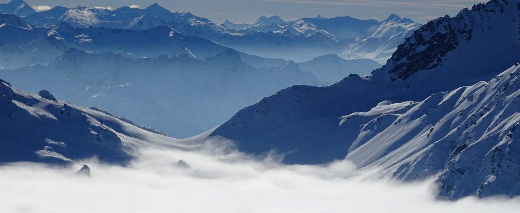 Sbuffi di nuvole
