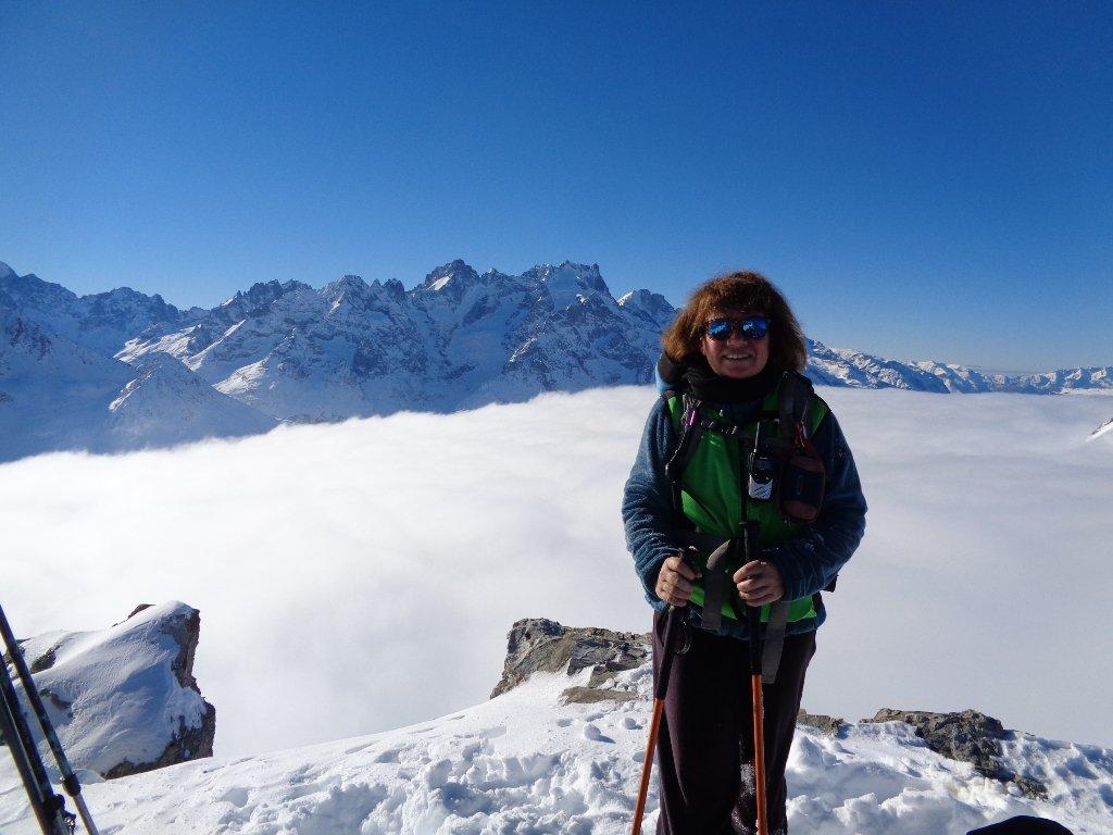 verso il Pic Blanc du Galibier