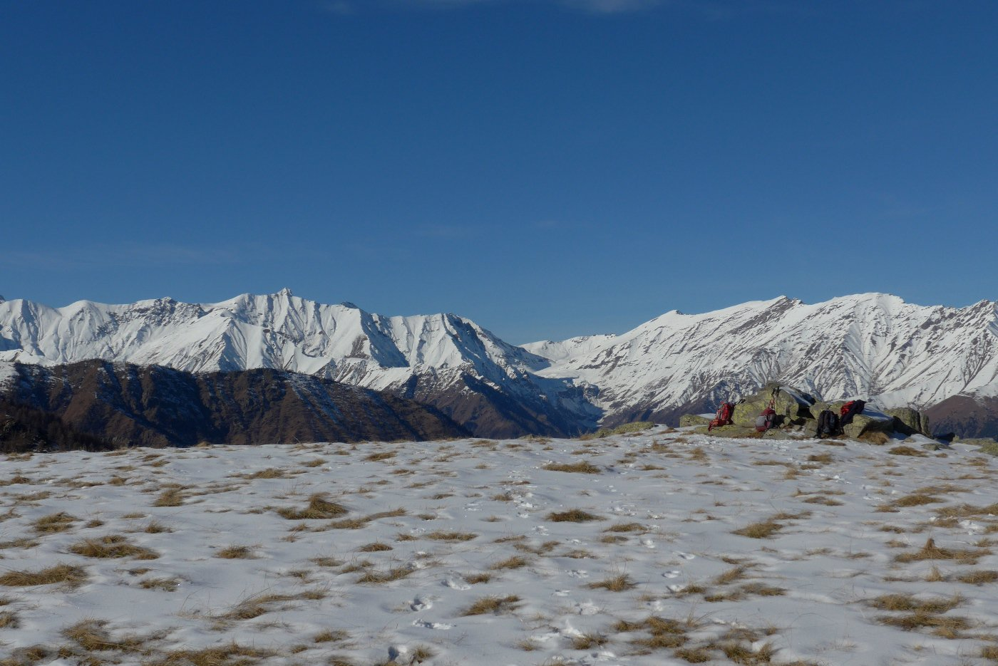 Montagne della val Germanasca