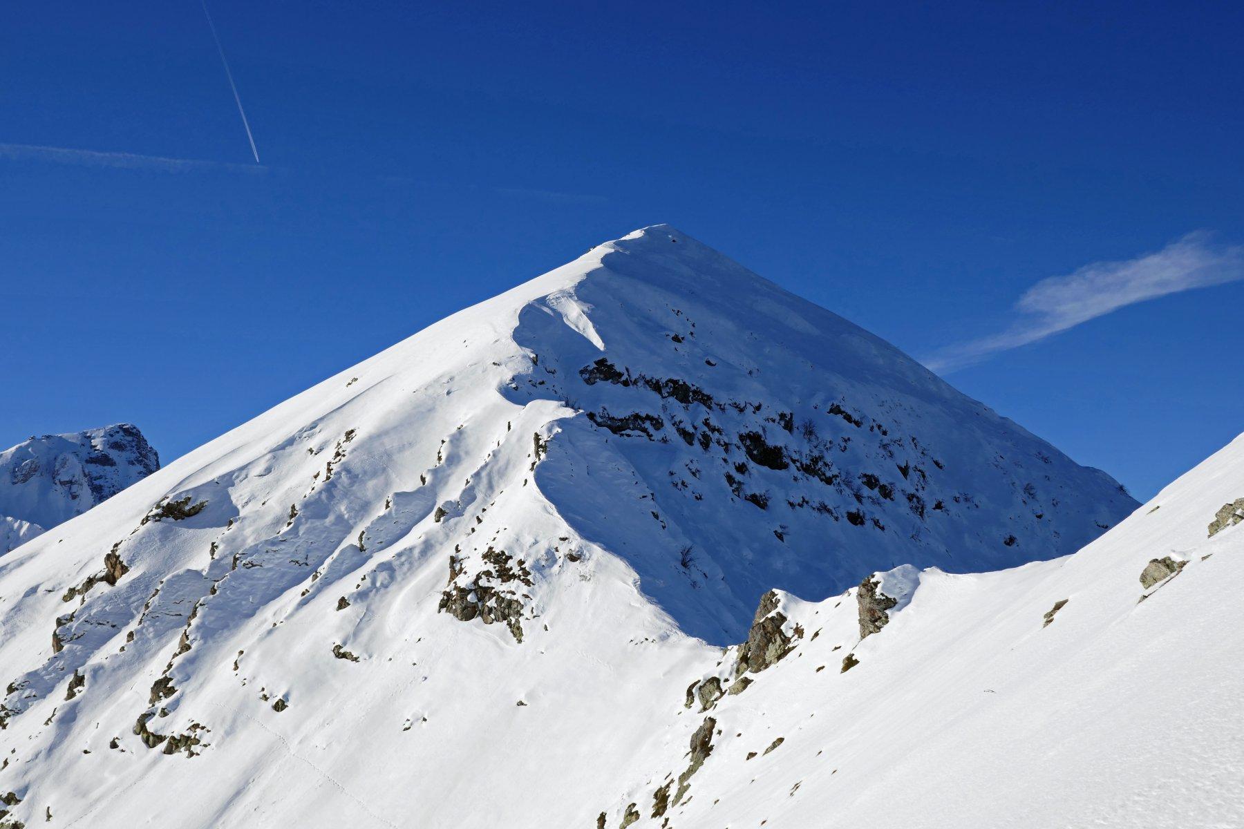Il monte Creusa