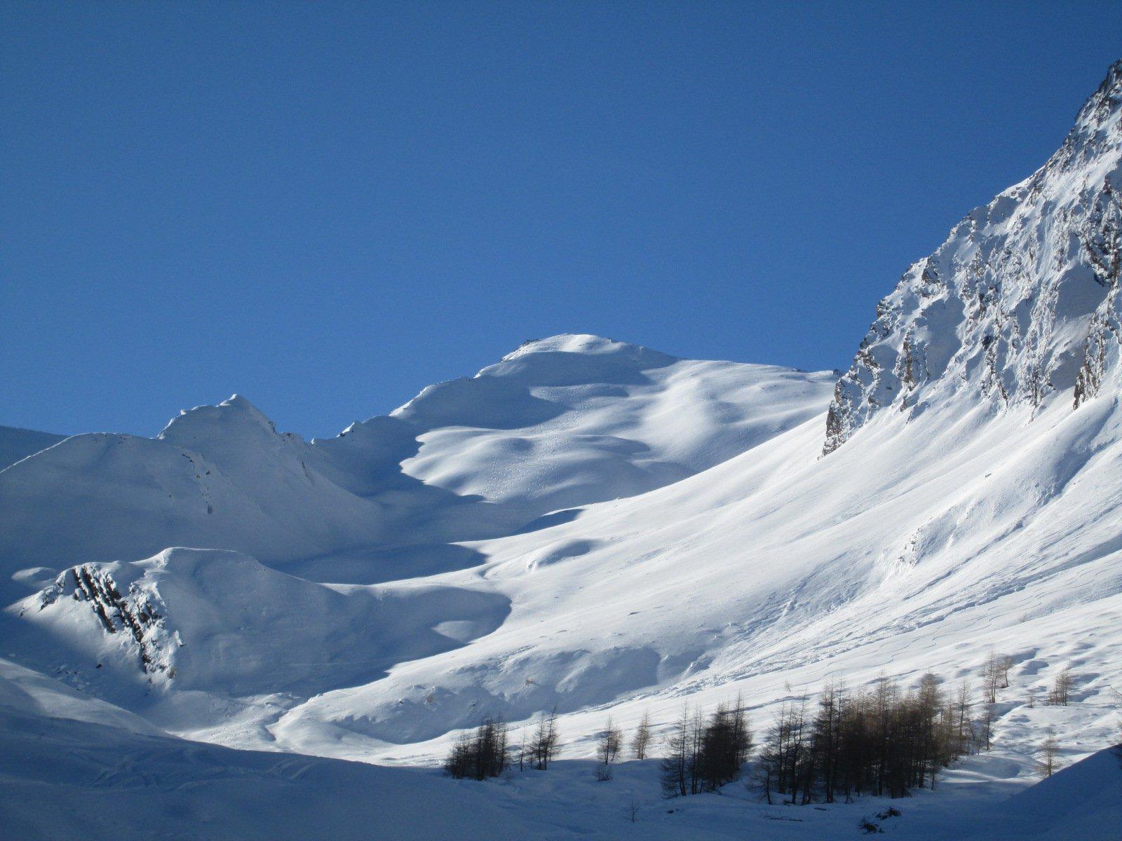 il bellissimo vallon du Berard