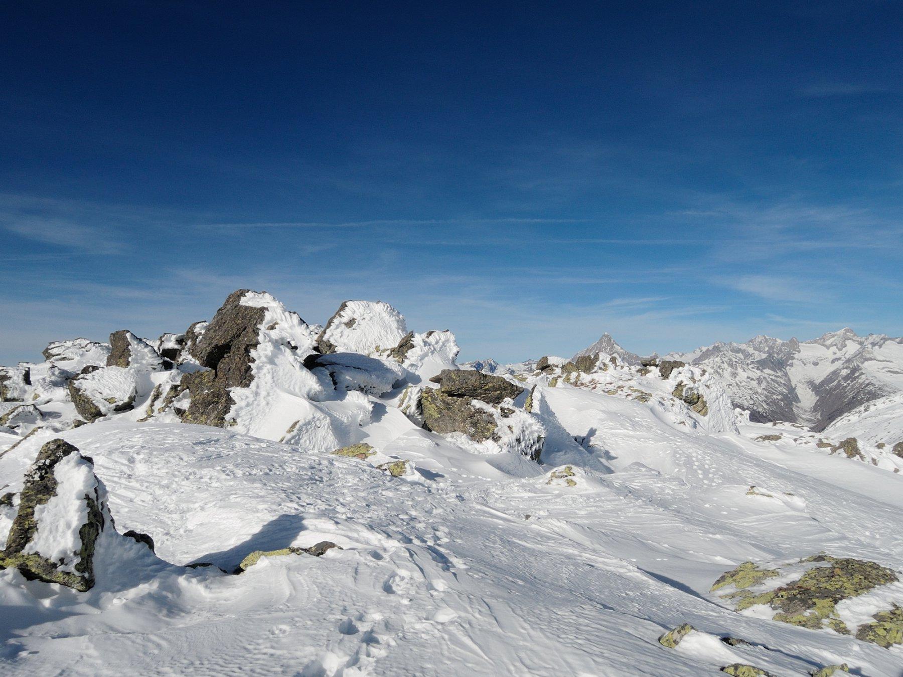 La cima del Magehorn