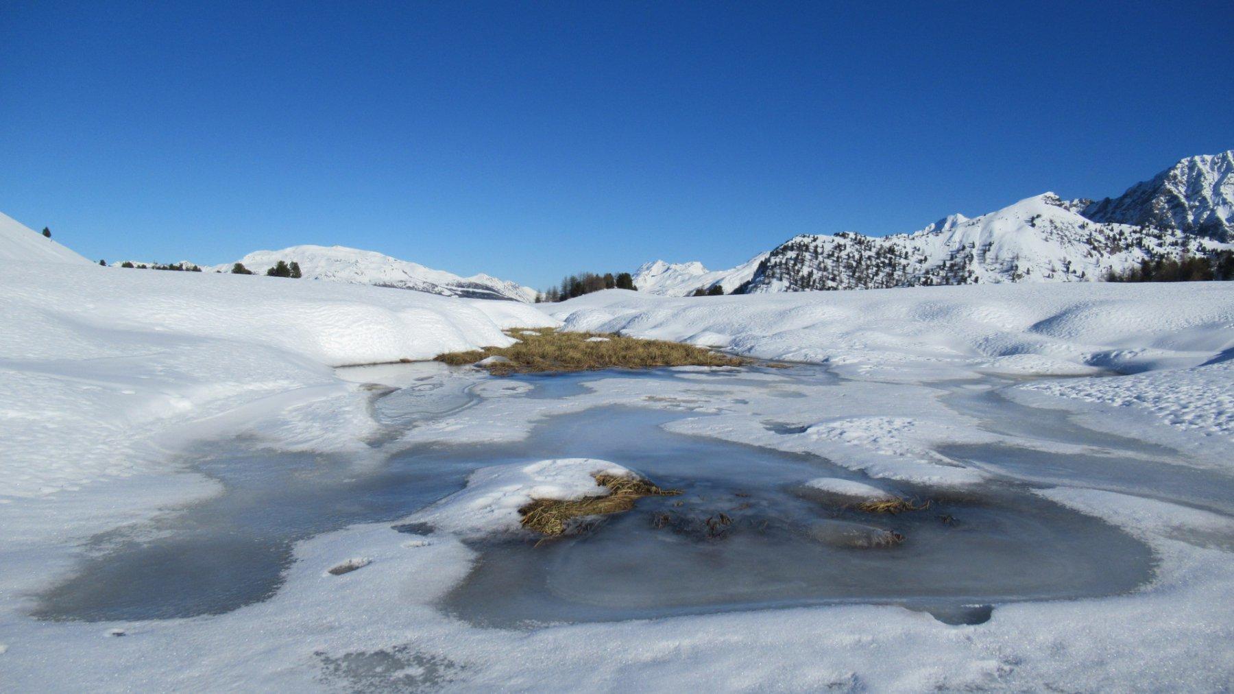 sfumature di ghiaccio