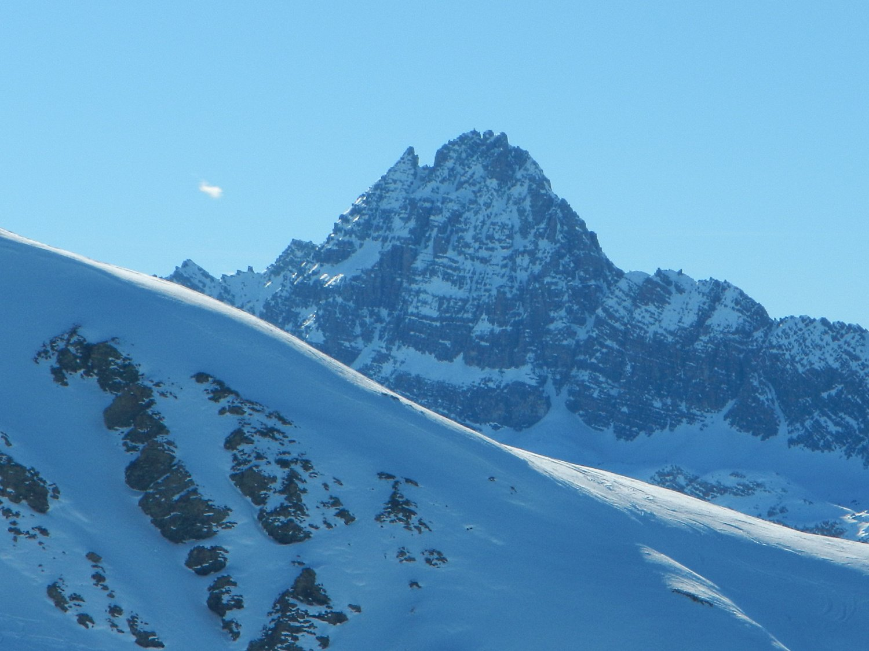 dalla cima: il Pic de Rochebrune