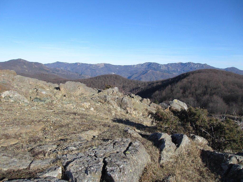 Monti val d'Aveto