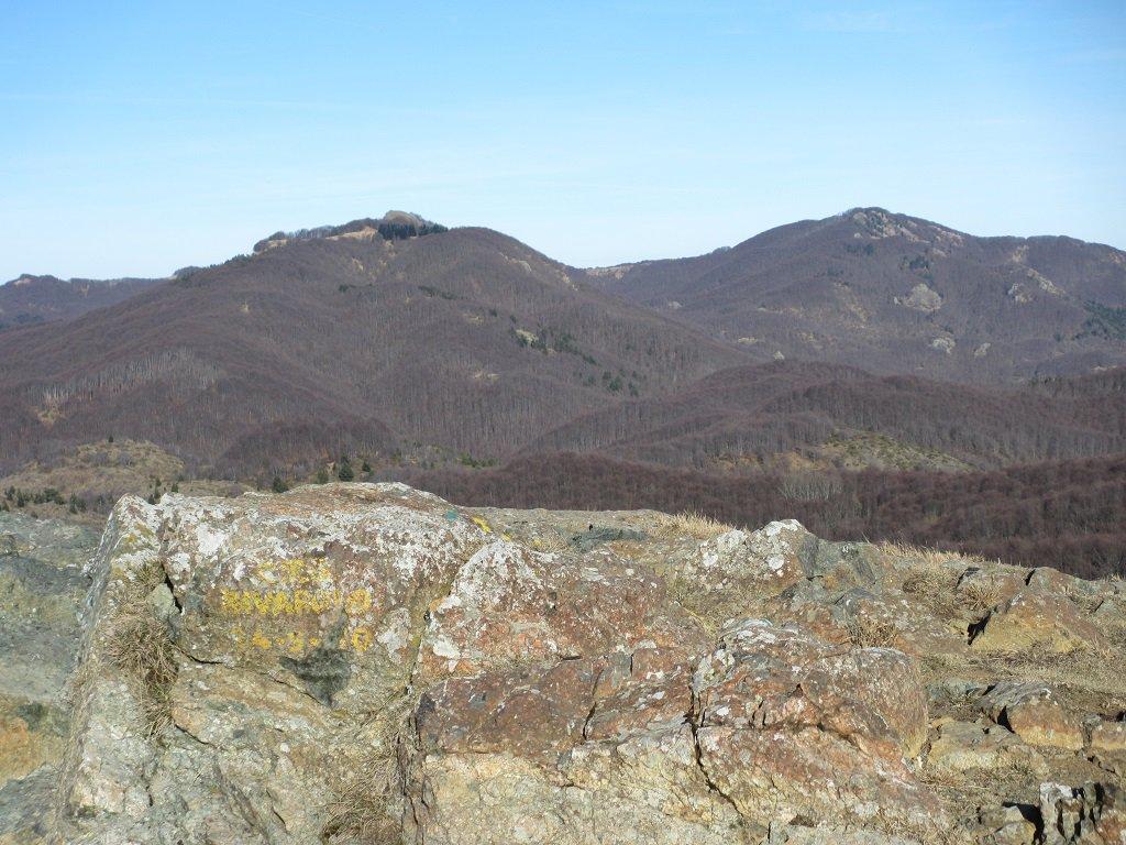 Monti Montarlone e Oramala