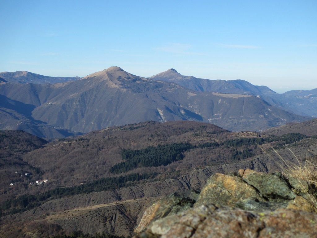 Monti Alfeo e Lesima