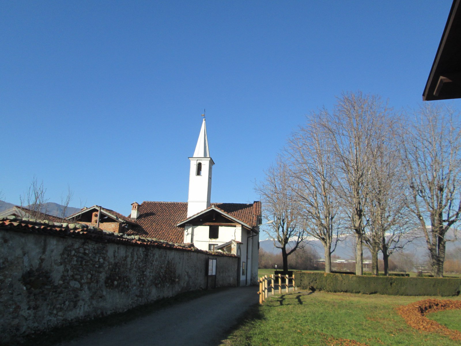 la bella chiesa di San Vito