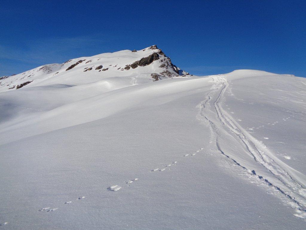 verso la Punta 3 Chiosis