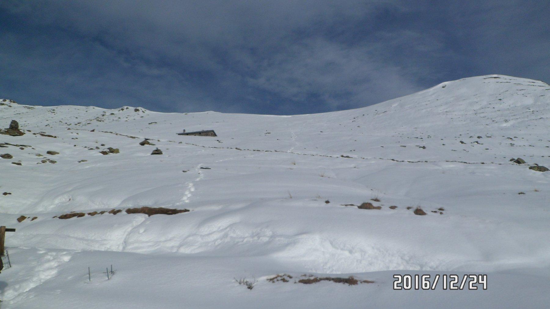 Dal rifugio Alpe Soglia