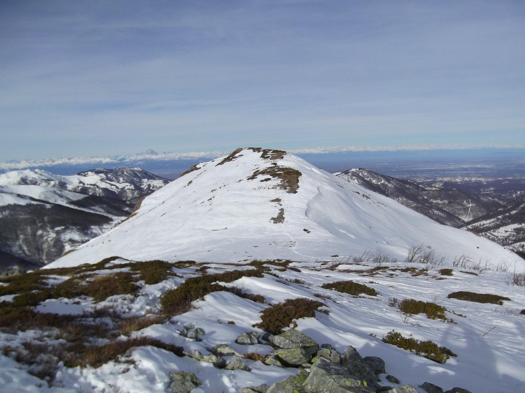 Il Monte Mussiglione.