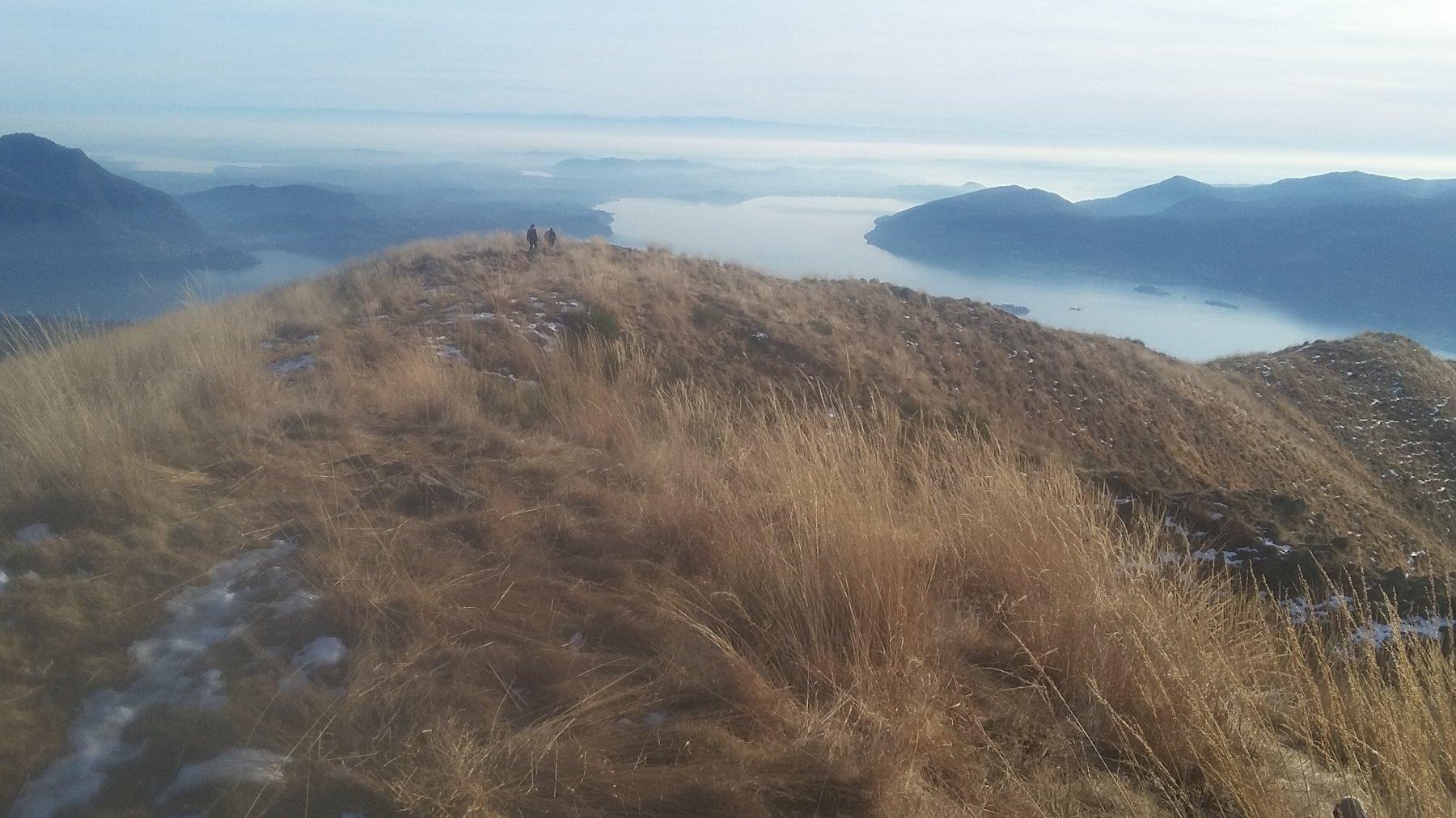 vista laghi dal Pernice