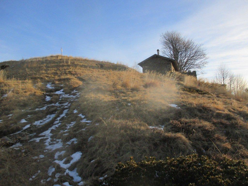 Cavallone e Rif Invernale