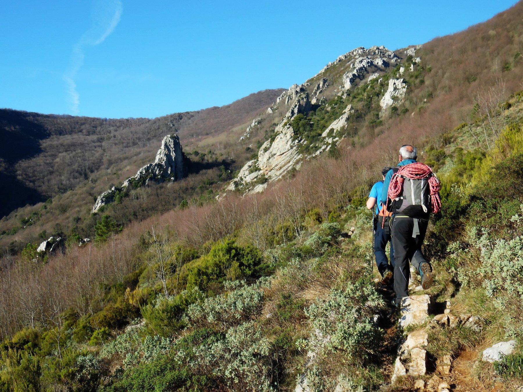 Aia (Rocca dell') Via della Parete Est 2016-12-27