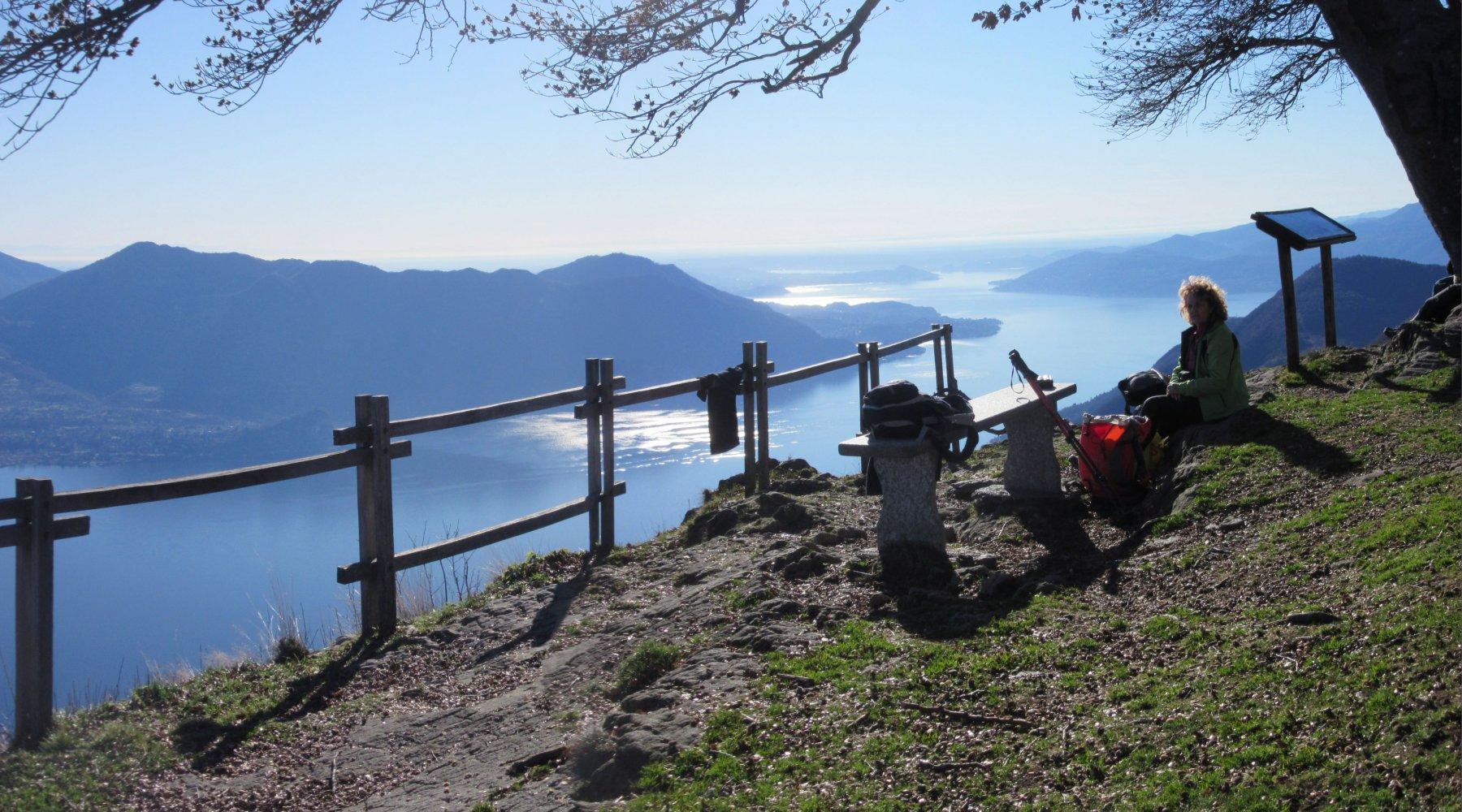 Vetta del Monte Morissolo