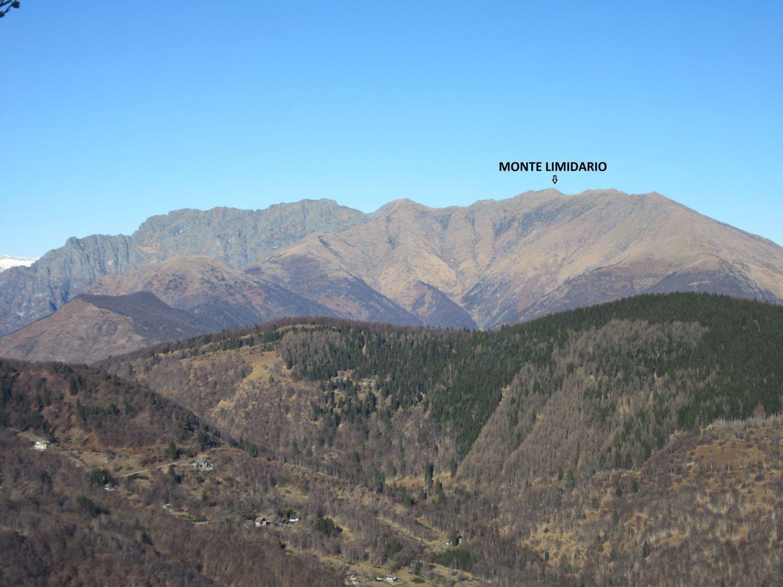 Vista sul Monte Limidario