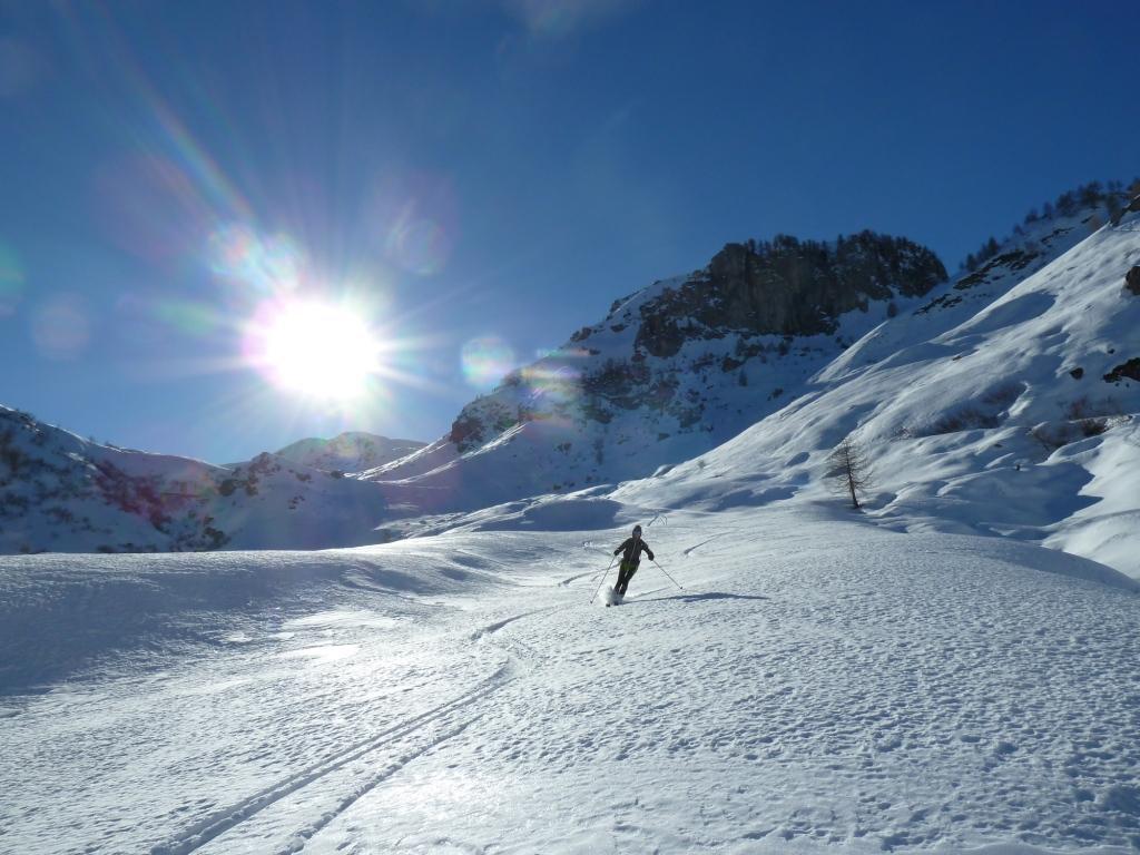 verso l'alpe Brignola