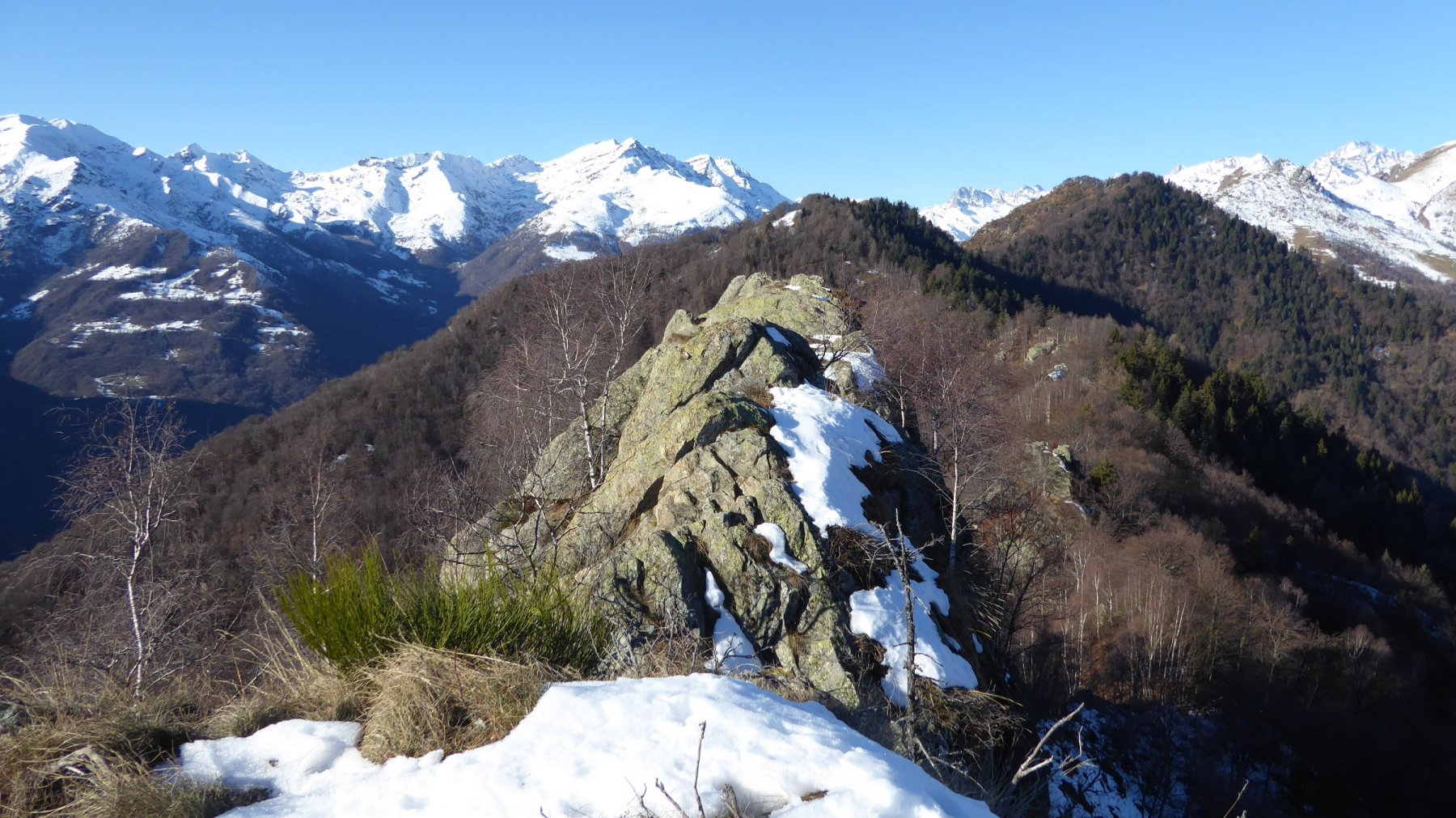 Cresta di vetta