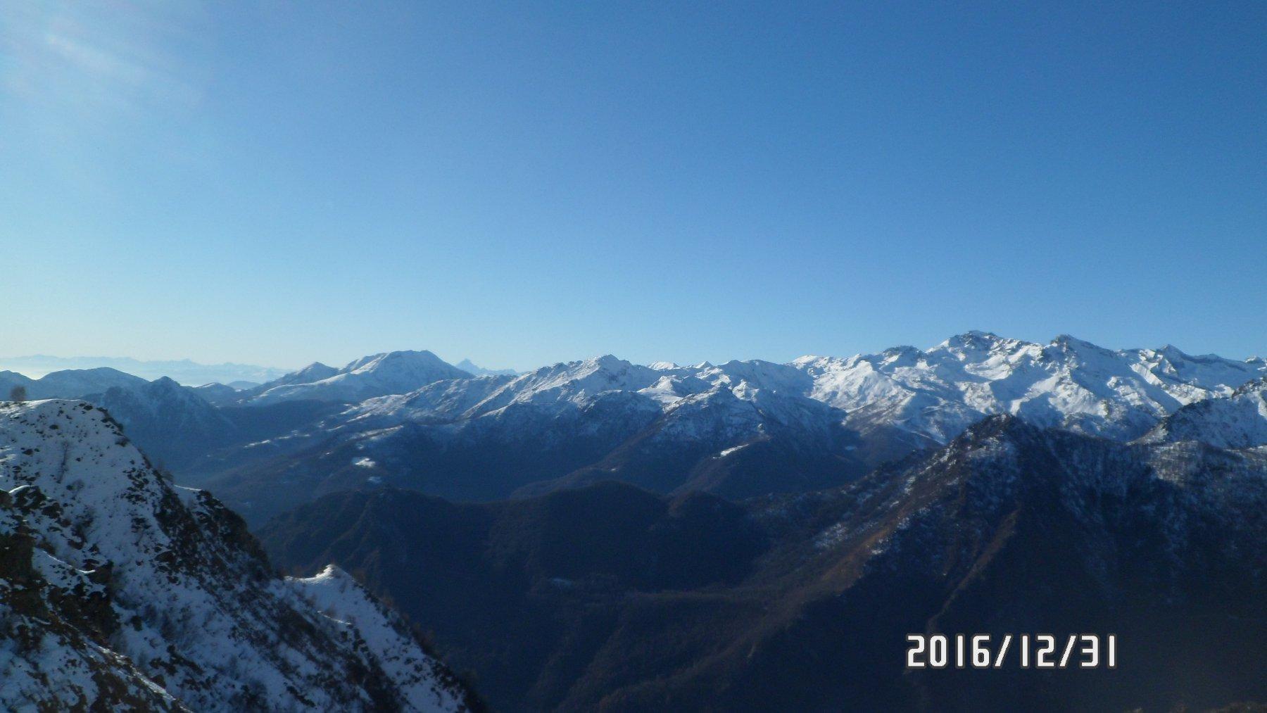 Panorama da San Domenico