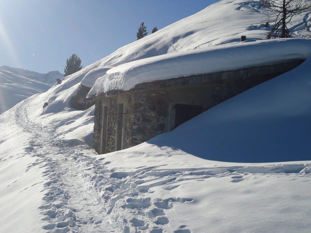 Casermetta al Col Begino
