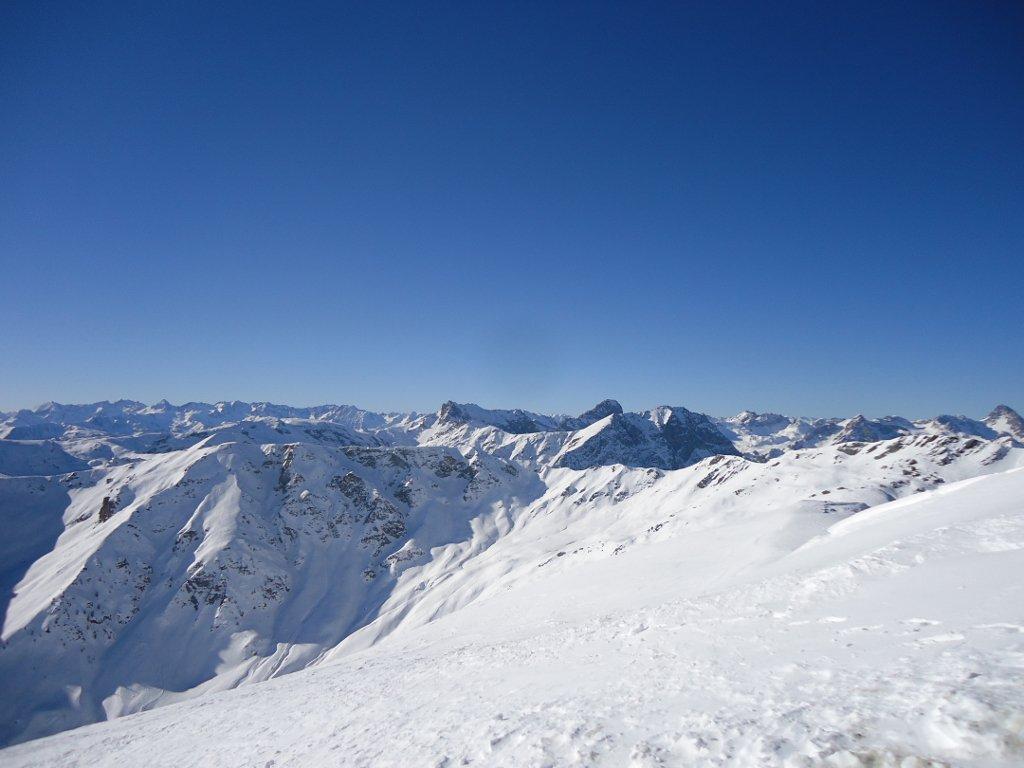 Cresta del Sibolet