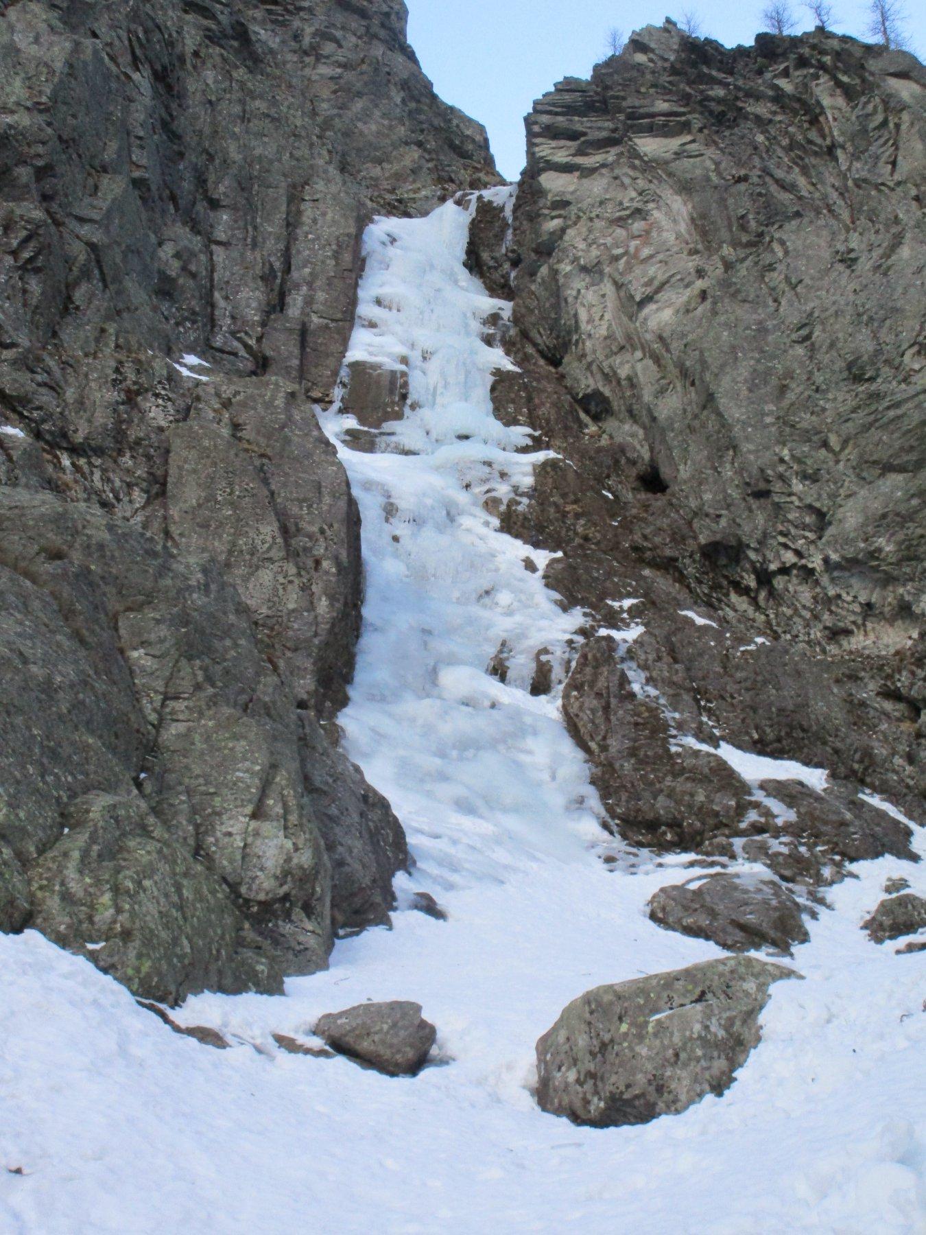 Antrona (Valle) Diedro Fattalini (Cascata del) 2017-01-06