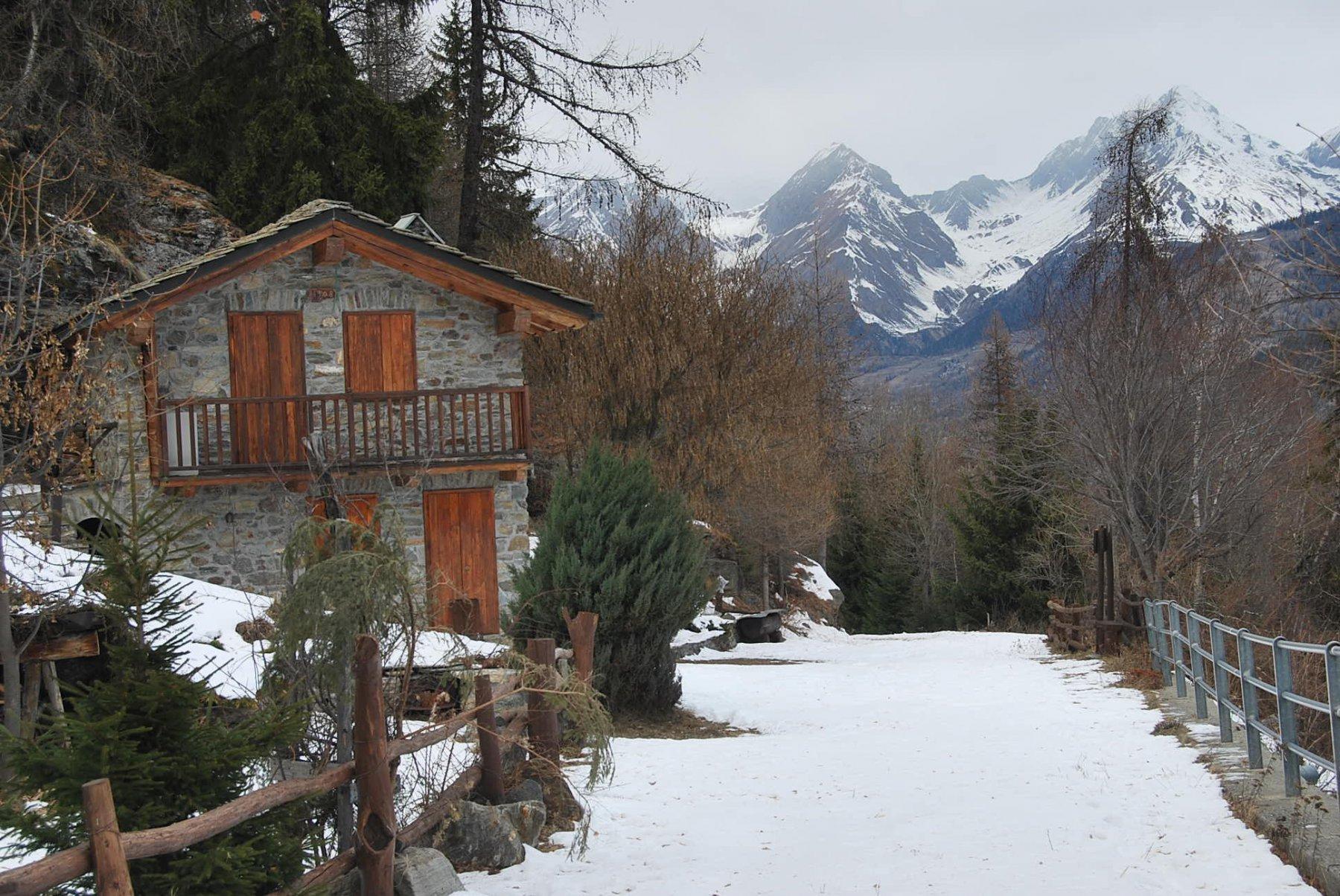 L'arrivo a Pesse al ritorno. Colli di Liconi e Battaglione Aosta già coperti.
