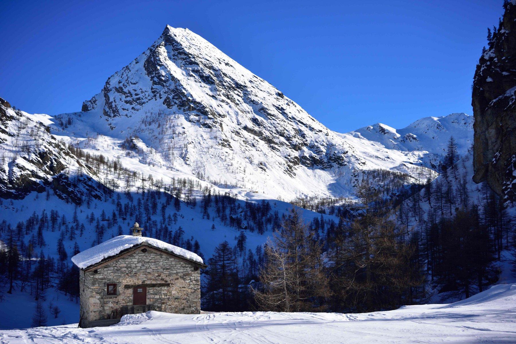 Grangia Chiacarloso e Monte La Bianca