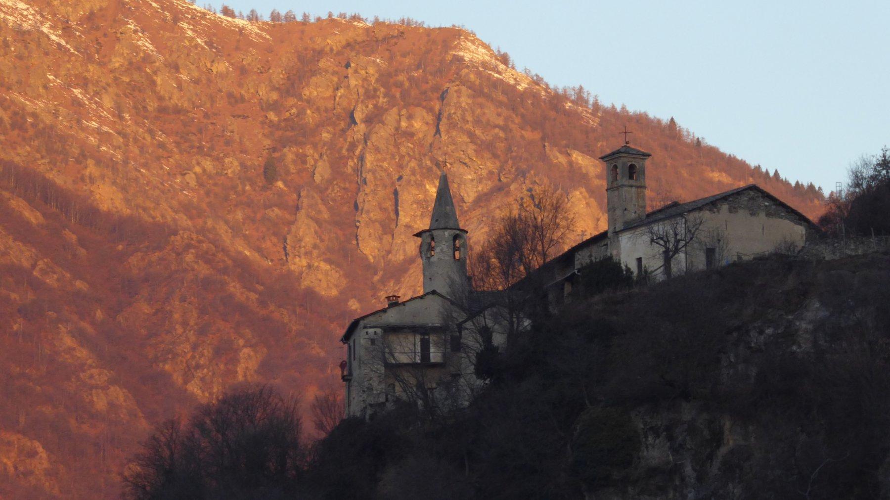 Zoom su Santa Maria di Doblazio