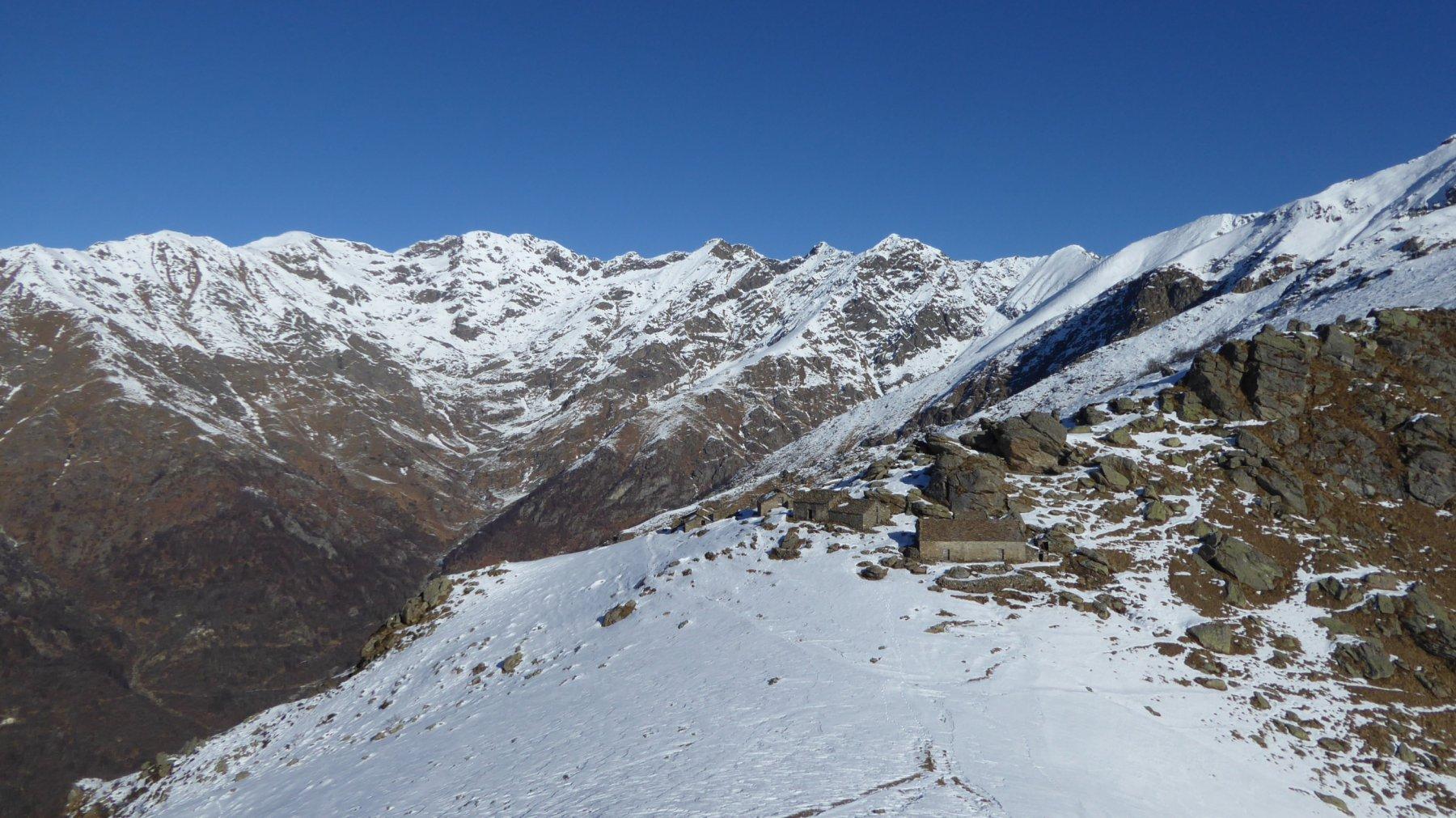 Alpe Colli e Vallone Verdassa
