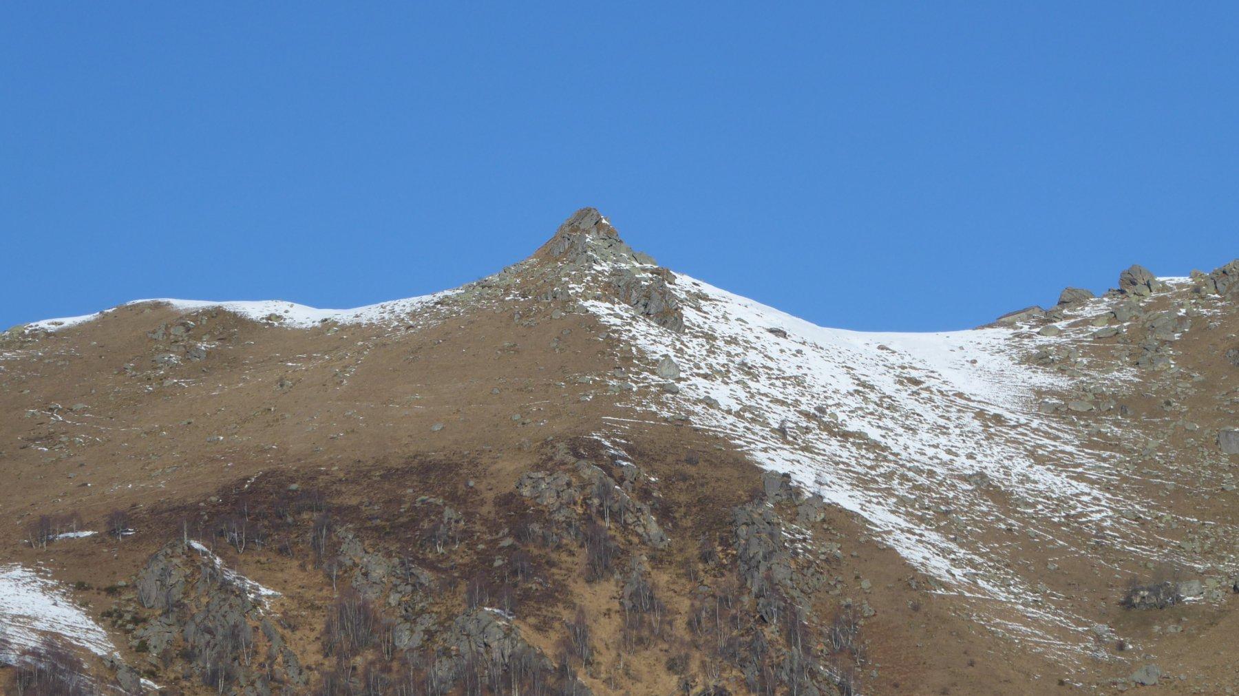 Roc Peramé e Alpe Colli