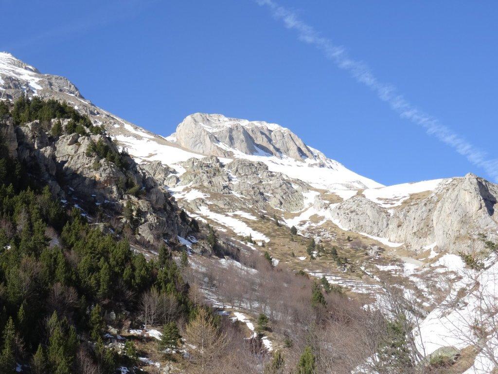 La cima dal vallone sopra Carnino