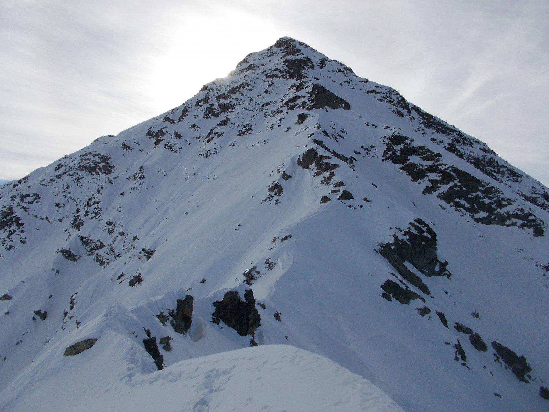 Il Frioland da q. 2440m..