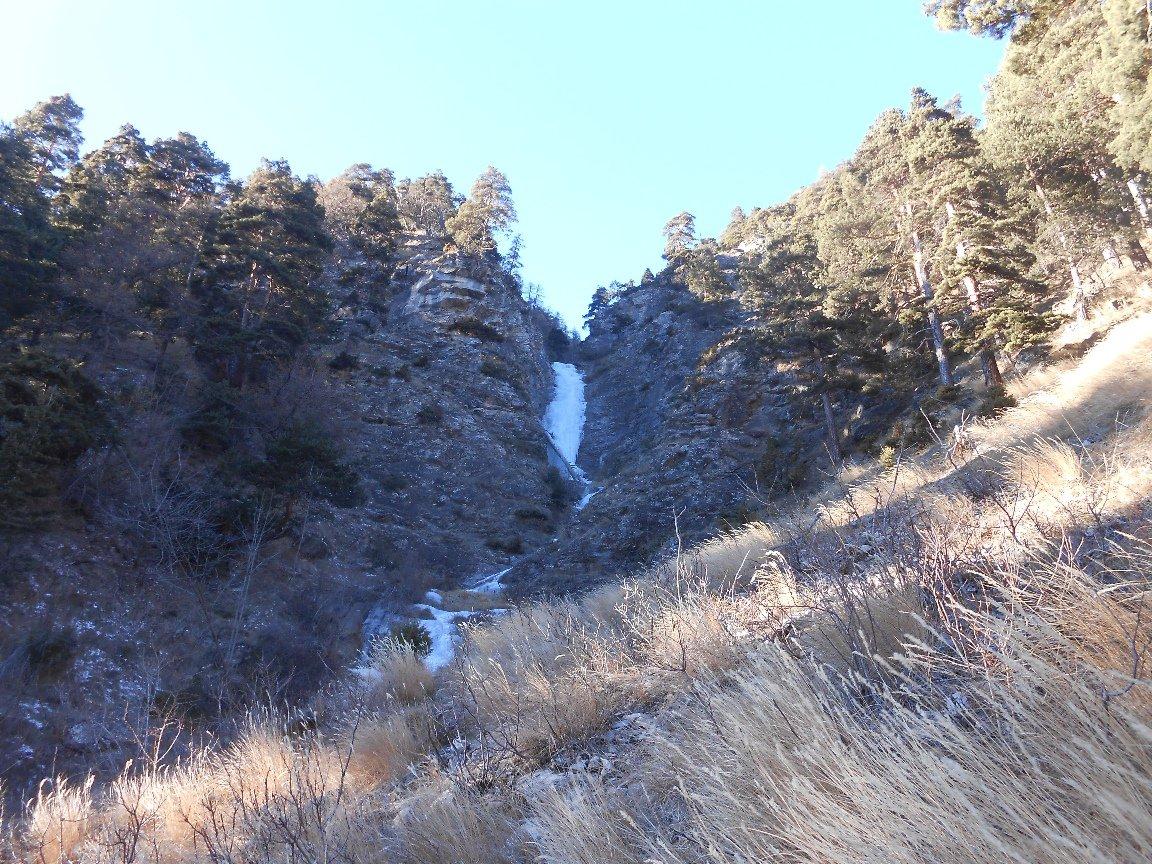 Cascata della Rocca del colle