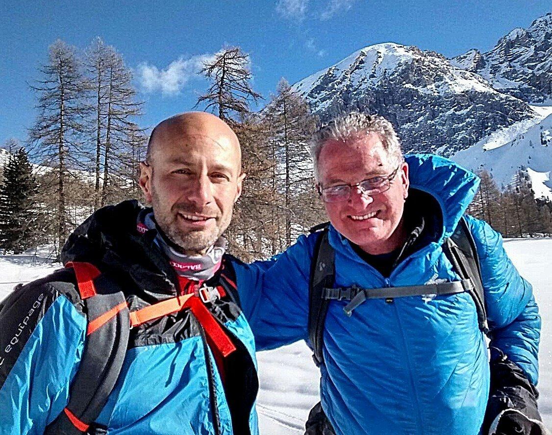 con Paolo Ma