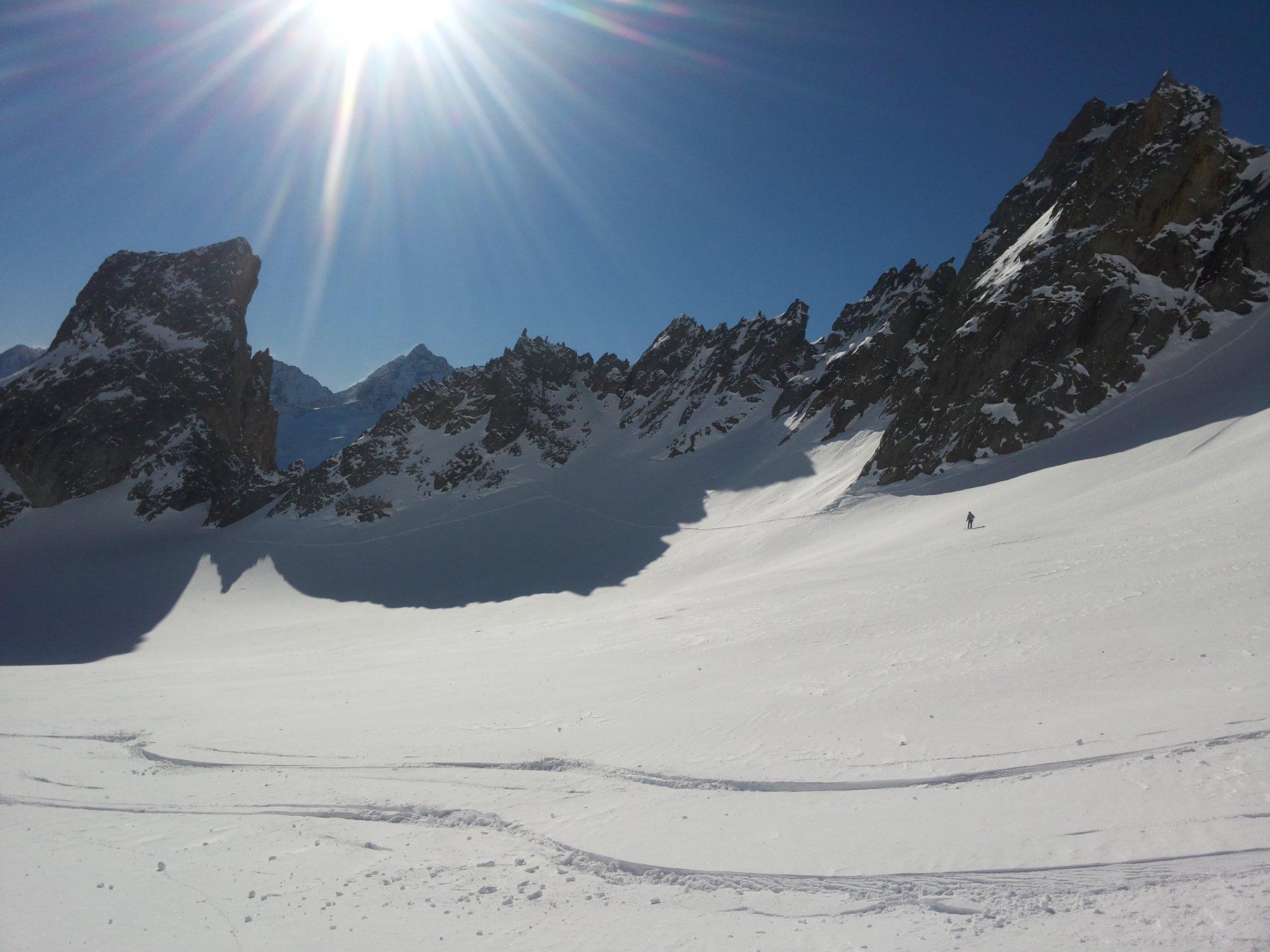 ghiacciaio Rossfirn