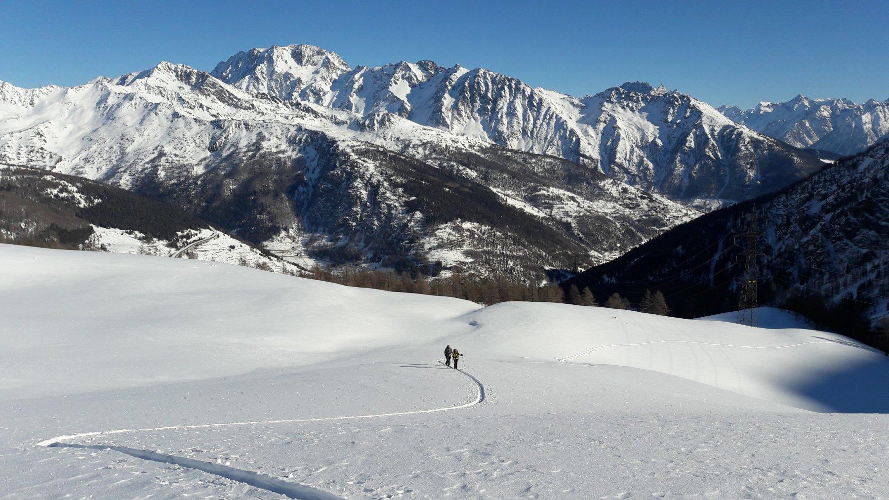 Flassin (Mont) da Cerisey, anello Valloni Citrin e Flassin 2017-01-21