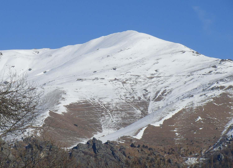 Condizioni neve allo Sbaron
