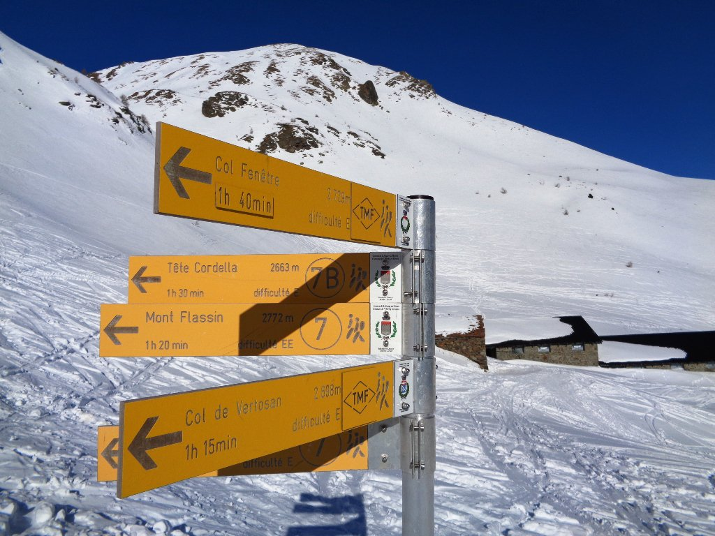Alle baite Tsa de Flassin, 2260m