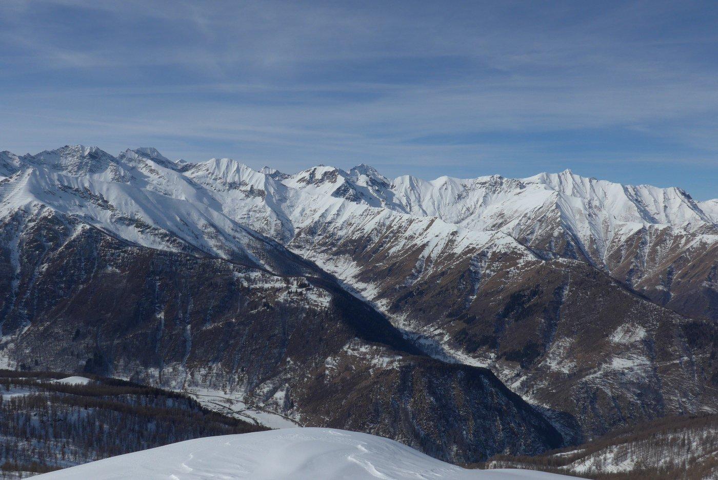 Montagne della val Chisone