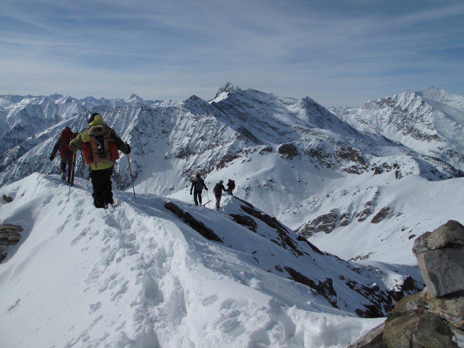 Ritorno agli sci